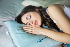 best health and fitness tips for women sleep